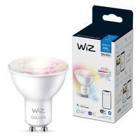 Lâmpada Led Smart Spot Philips Wiz Wifi 127v Par16 Gu10