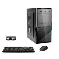 Computador Desktop Icc, Intel Core I3, GHZ 4GB, Hd 120GB, SSD, Kit Multimídia HDMI - Iv2346k