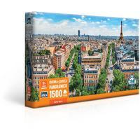 Quebra Cabeça 1500 Peças Belle Paris