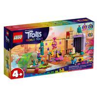Lego Trolls - World Tour - Aventura De Jangada No Pântano Isolado - 41253