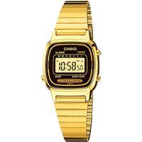 Relógio Feminino Casio Vintage La670wga-1df - Dourado