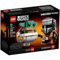 Lego Star Wars™ - O Mandaloriano E A Criança - 75317