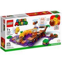 Lego Super Mario - O Pântano Venenoso De Wiggler - Pacote De Expansão - 71383