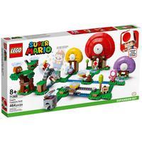Lego Super Mario - Caça Ao Tesouro Toad - Pacote De Expansão - 71368