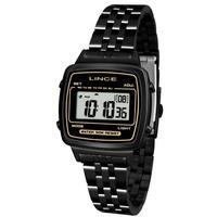 Relógio Feminino Lince Retrô Sdph068l Bxpx - Preto