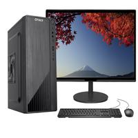 Computador Completo Fácil, Intel Core I3, 8gb, Ssd 480gb, Monitor 19 pol Hdmi Led, Teclado E Mouse