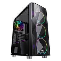 Pc Gamer Start Nli83006 Amd Ryzen 7 5700g 8gb vega 8 Integrado Ssd 120gb 500w 80 Plus