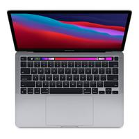 "Macbook Pro Touch Bar, M1, 16GB, 256GB SSD, Tela 13.3"", Space Gray /2020 - Z11B000E3"