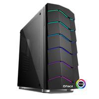 Pc Gamer Fácil Intel Core I7 3.4ghz 16gb Ssd 240gb Gtx 1650 4gb - Fonte 500w