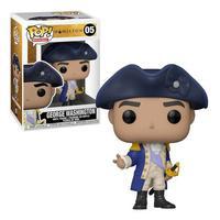 Boneco Funko Pop Hamilton George Washington 05