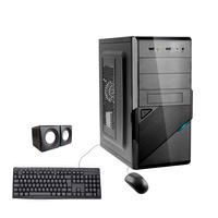 Computador Desktop Corporate I3 Geração 10 8gb Ddr4 Ssd 120gb Kit Multimidia