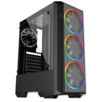 Pc Gamer Amd Athlon 3000g placa De Vídeo Radeon Vega 3 8gb Ddr4 Ssd 120gb Hd 1tb 500w Skill Cool