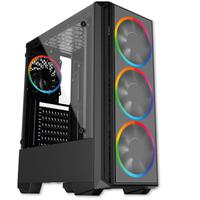 Pc Gamer Amd Ryzen 3 placa De Vídeo Radeon Vega 8 8gb Ddr4 Ssd 120gb Hd 1tb 500w Skill Cool