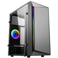 Pc Gamer Playnow Amd Ryzen 3 3200g 8gb Ddr4 2666mhz (placa De Vídeo Radeon Rx 550 4gb) Ssd 240gb 500w Skill