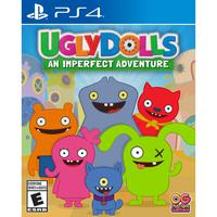 Ugly Dolls An Imperfect Adventure - Ps4