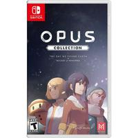 Opus Collection The Day We Found Earth + Rocket Of Whispers - Switch