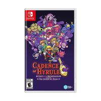 Jogo Cadence Of Hyrule: Crypt Of The Necrodancer Featuring The Legend Of Zelda - Switch