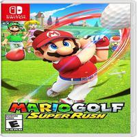 Mario Golf: Super Rush - Switch