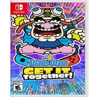 Wario Ware Get It Togethe - Switch