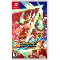 Megaman Zero/zx Legacy Collection - Switch