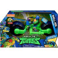 Figura E Veículo Lançador-tartarugas Ninja-leonardo-sunny
